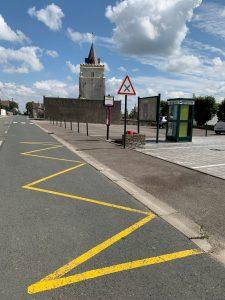 Arrêt de bus Mairie (ligne 6)