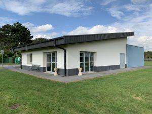 Vestiaires / club-house